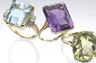 Vintage Jewelry Store | St. John & Myers | Lexington, KY | (859) 559-4242