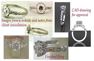 Custom Engagement Rings | St. John & Myers | Lexington, KY | (859) 559-4242